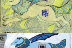 世田谷区立千歳小マスコットキャラ